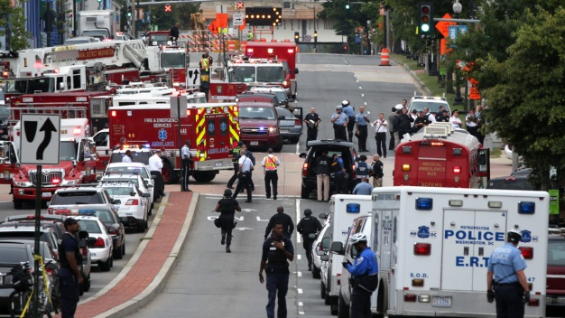 Navy Yard Marks 2 Years Since Deadly Shooting