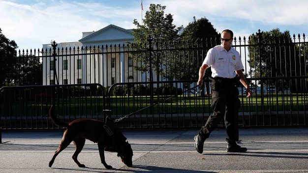 Secret Service Arrests Man Who Tried to Carjack Tour Bus