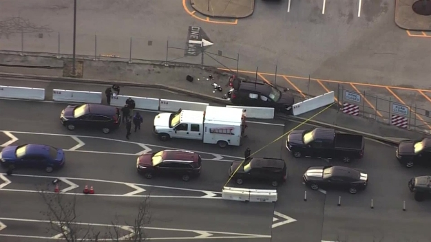 Passenger Says Teen Driver Panicked, Hit Gas Outside NSA