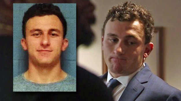 Manziel Makes 1st Court Appearance in Domestic Violence Case