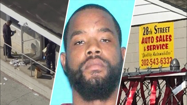 Suspect in Maryland, Delaware Shooting Spree Held on $2.1M Bail
