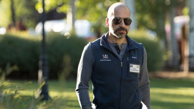 New Uber CEO Apologizes for Past Mistakes: 'We Will Listen'