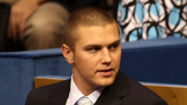 Palin Son Arrested on Domestic Violence Charges in Alaska