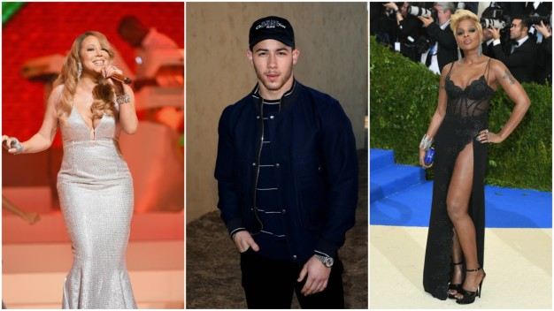 Pop Star Invasion: Carey, Jonas, Blige Get Golden Globes Nod