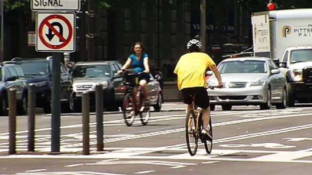 Dangerous U-Turns Threaten Cyclists