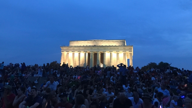 See Road Closures, Public Access Points for DC's July 4 Bash