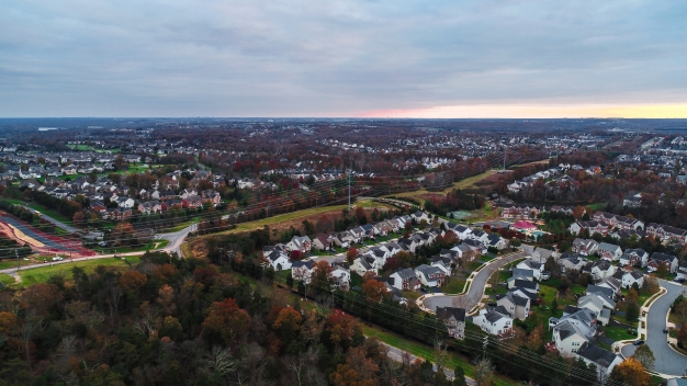 Growth in Northern Virginia, Decline in South: Census Data