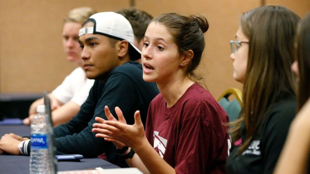 Up Next for Parkland Students: Town Halls, Midterms Vote<br /><br />