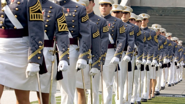 West Point Sergeant Charged with Secretly Filiming Female Cadets