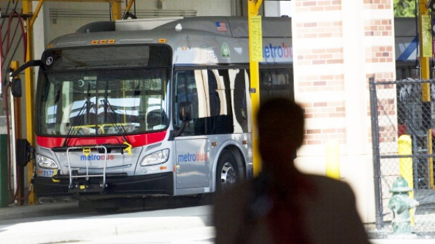 Metrobus Workers' Strike Stretches to 12 Days