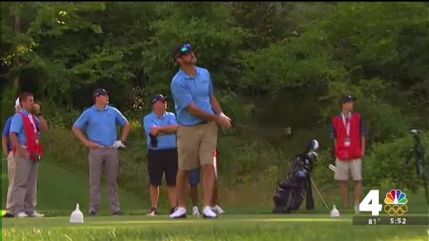 Wounded Warriors Kick Off Tiger's Tournament