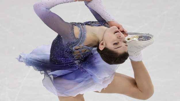 Win Gold? Meh -- Top Skater Really Wants to Meet K-Pop Band