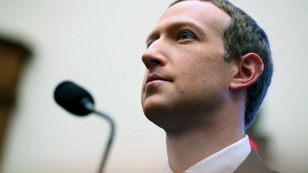 Facebook's Zuckerberg Faces Hostile Questions in Congress