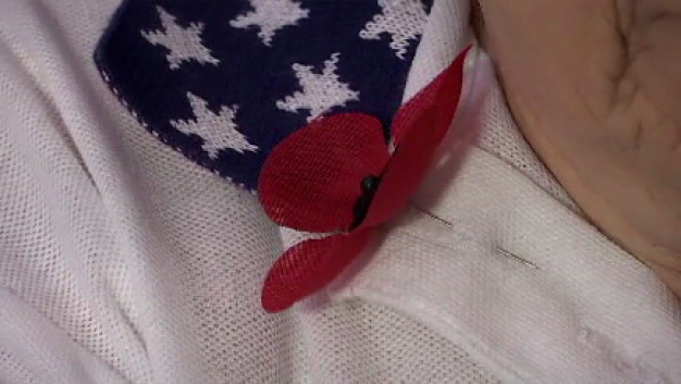Poppy Pins for Memorial Day