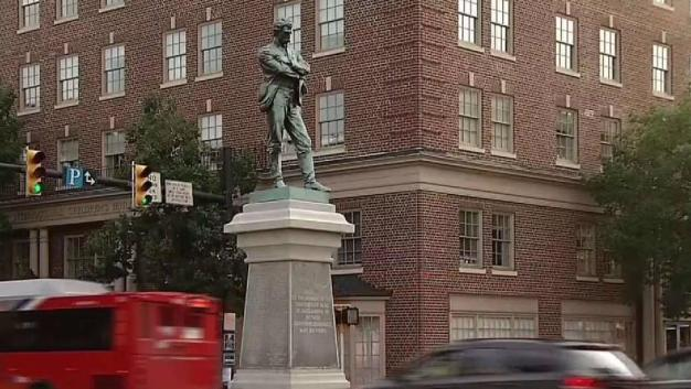 Alexandria Considers Removing Confederate Statue