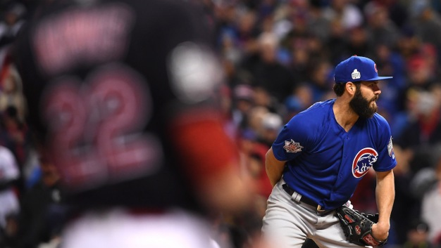 World Series: Cubs Beat Indians 5-1 in Game 2