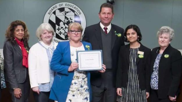 Slain Md. Woman Named Teacher of Year