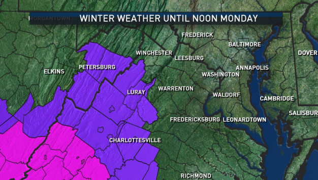Third Nor'easter in 2 Weeks Will Have Low Impact on DC Area