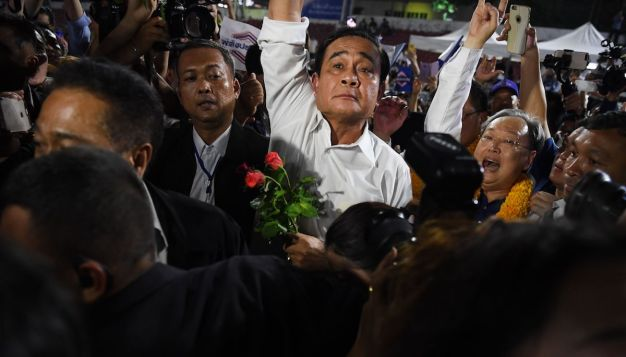 New Thai Government May Be Unstable, Short-Lived
