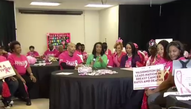 Ward 8 Breast Cancer Awareness Day Set for Saturday