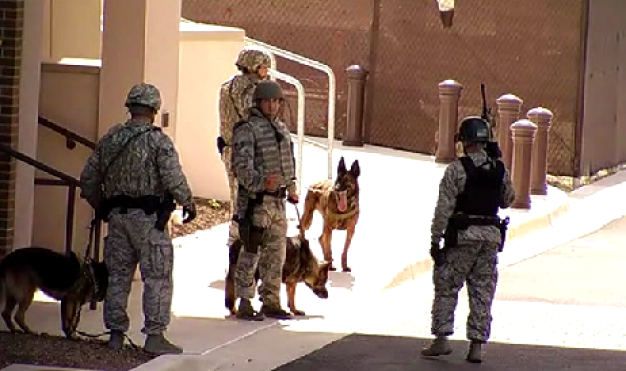 Active Shooter Report at Joint Base Andrews Unfounded