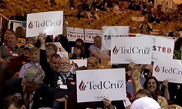 Virginia's Trump, Cruz Supporters in Political Battle
