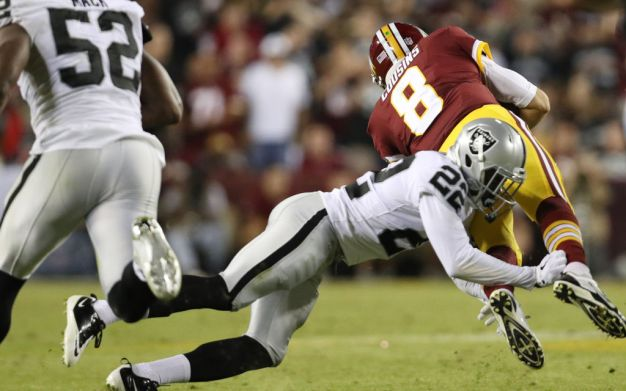 Redskins' Trade Ends Kirk Cousins Era in Name of Pride