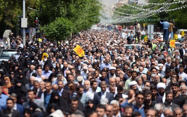 In Iran, Economic Struggles Trump Fears of US Confrontation
