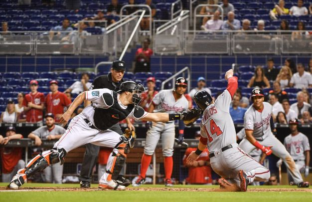 3 Things to Watch as the Nationals Head to Miami