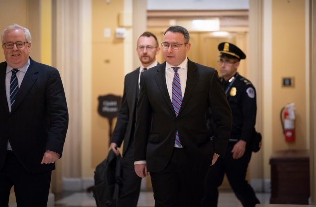 Impeachment Hearings Day 3: Vindman, Williams to Testify