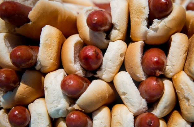 Hot Dogs as Sandwiches? Georgetown Soccer Celebrates Answer