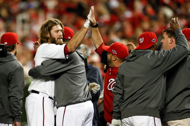 Thanks for a Great Season, Nats