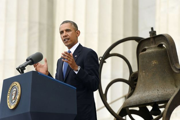 Freedom Bell from Va. Opens African American Museum
