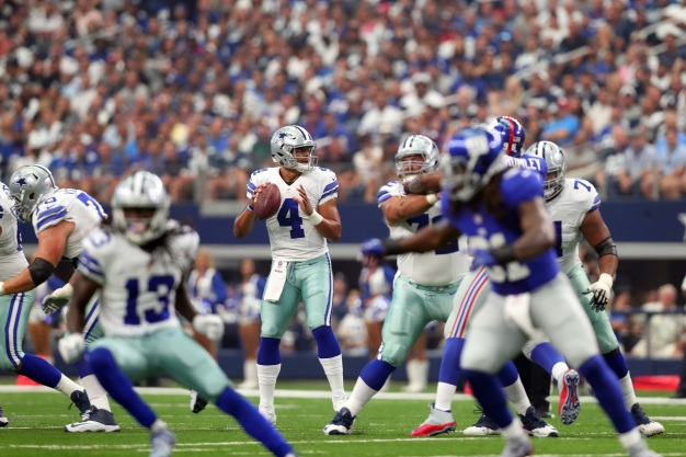 Sunday Night Football Preview: Giants vs. Cowboys