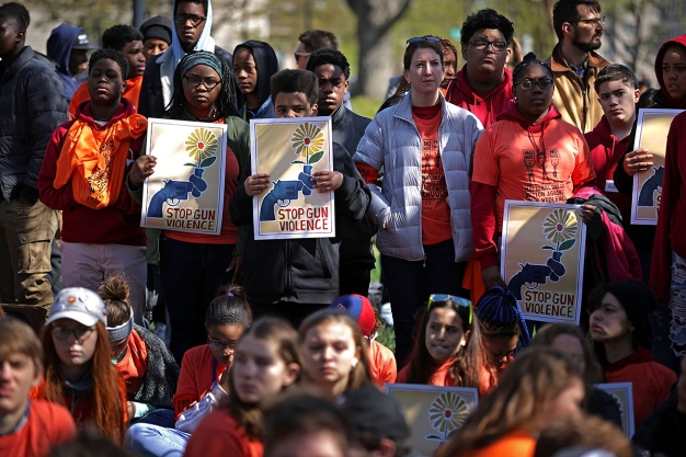Students Hold Nationwide Walkouts on Columbine Anniversary