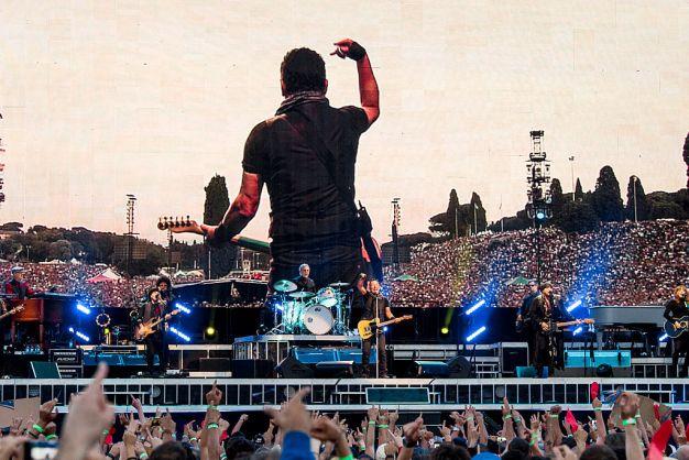 Springsteen Concert in Va. Rescheduled Because of Hermine