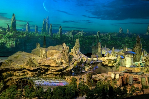 Disney Announces New Attractions, Name of Star Wars Land
