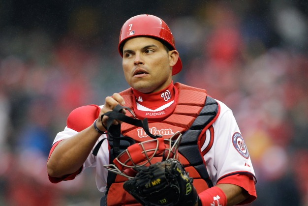 Former Nats Catcher Ivan Rodriguez Elected to Hall of Fame