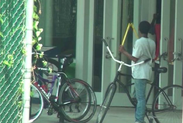 On the Bike Trail: Your Bike Could Be Stolen in Seconds
