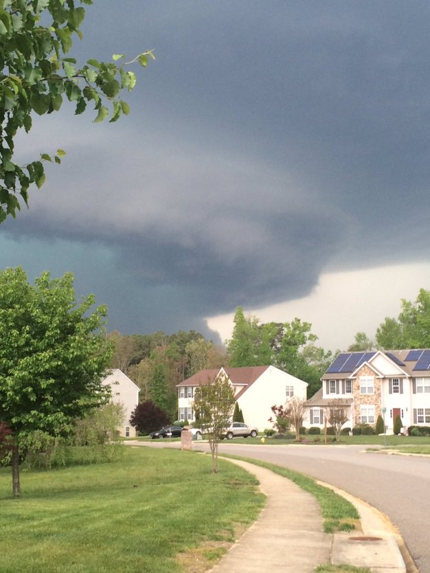 Severe Weather on May 2