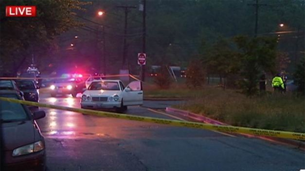 Man Fatally Shot in Temple Hills