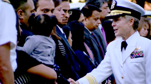 [DC] RAW VIDEO: Solemn Moments at Navy Yard Ceremony