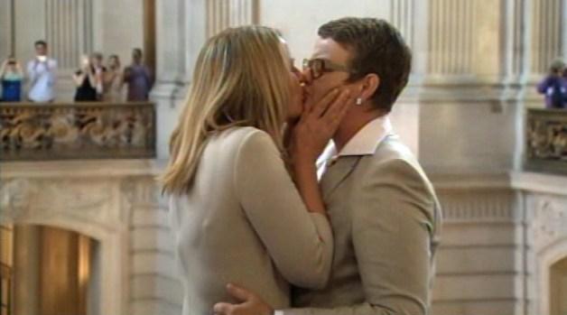 [NATL-V-BAY] Same-Sex Marriages Resume in California