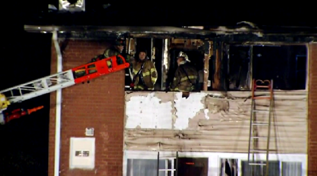[DC] Residents Displaced by 2-Alarm Fire in Forestville