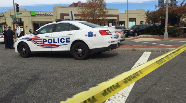[DC] Robbery Suspect Killed in Gunfight With D.C. Police