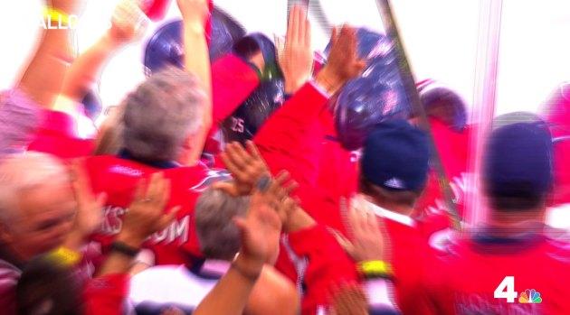 [DC] ALL CAPS! Washington Advances to Stanley Cup Finals