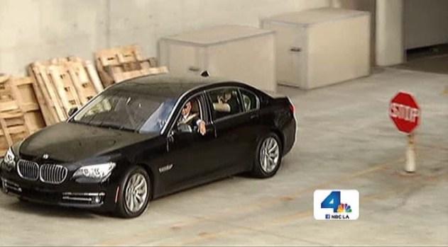 [LA] Saudi Princess Bypasses Public Exits After Posting Bail