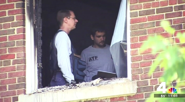[DC] Deliveries to Mansion Could Be Key in Investigation