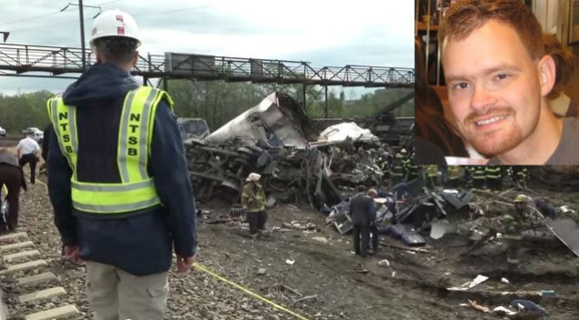 NTSB: Engineer Hit Brake as Amtrak Train Went 106 MPH