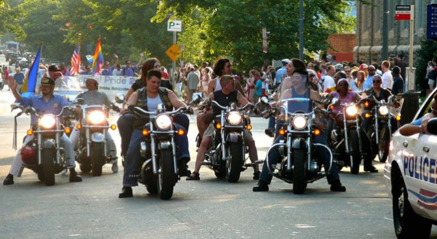 Seen at Capital Pride 2009